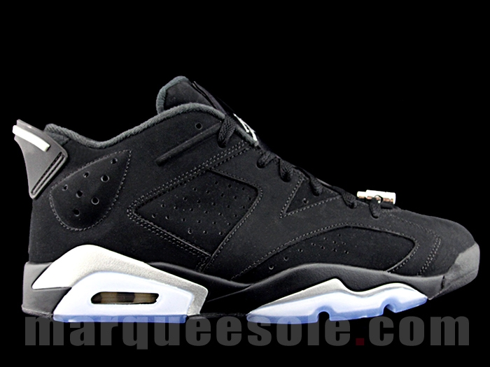 08ed83e8353618 Let s Hope Nothing Goes Wrong With the  Chrome  Air Jordan 6 Low Release