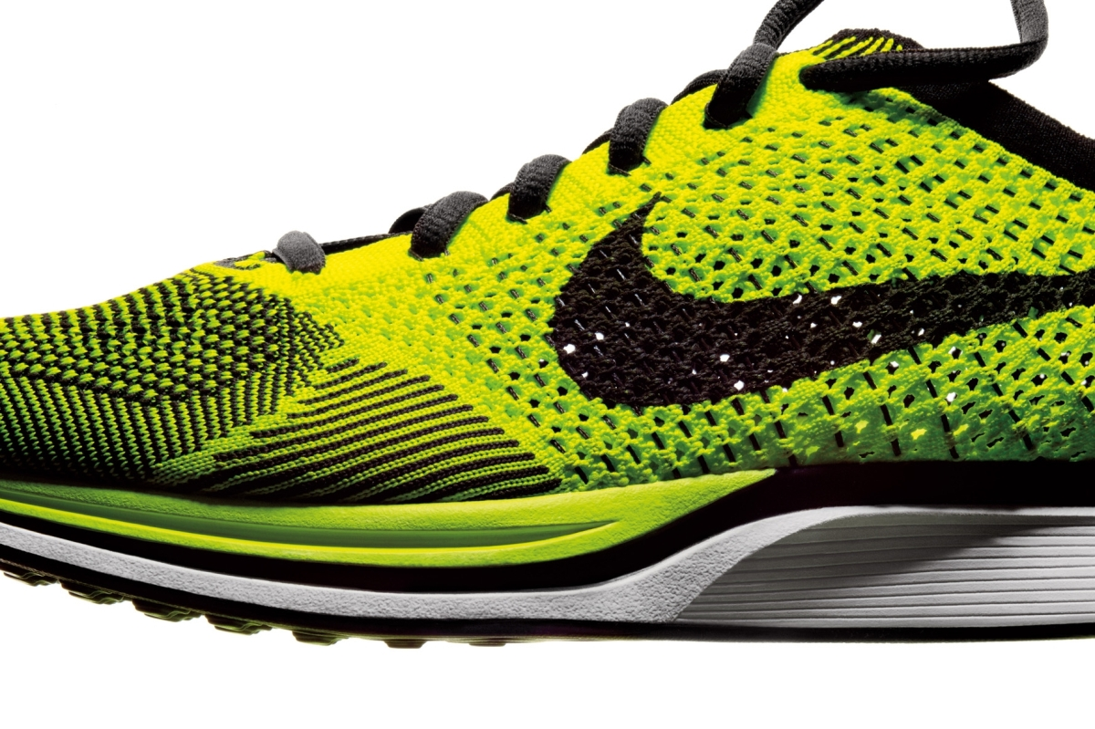 22802da2e09 ... the world of sport and our consumers a brand new proprietary technology  called Flyknit