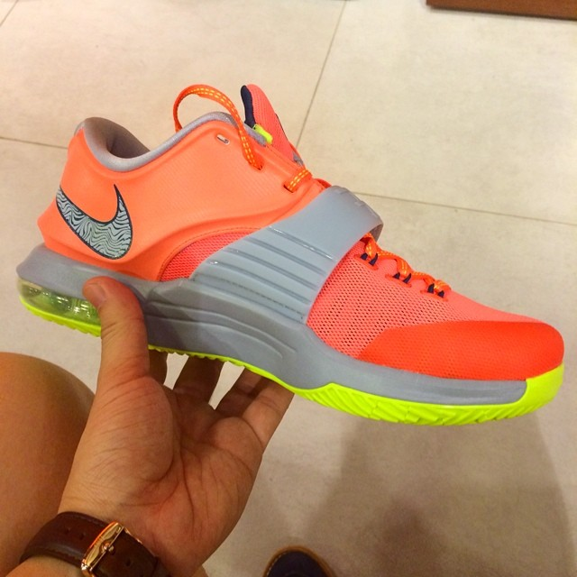 Release Date: Nike Kd 7 'Dmv' | Sole Collector