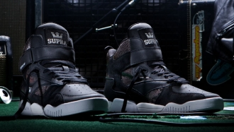 47d4891fdf Supra Footwear Presents the New Bleeker High-Top | Sole Collector