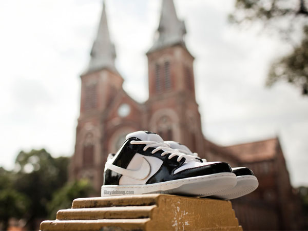 size 40 4a929 4677e Nike Skateboarding is making noise today with the unveiling of this all new SB  Dunk Low inspired by the iconic