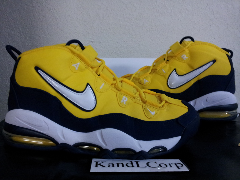 watch 87e6c af471 Nike Air Max Tempo LE HOH - Tour Yellow White-Midnight Navy