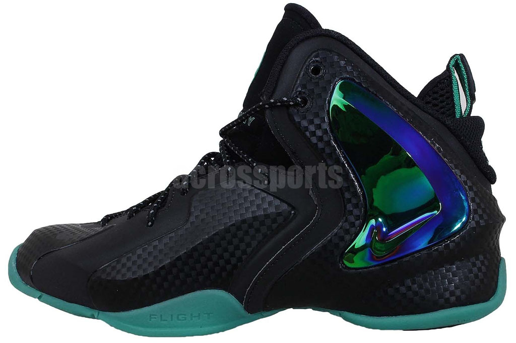new arrival 3b77b 79fc1 Nike Lil  Penny Posite  Hyper Jade    Sole Collector
