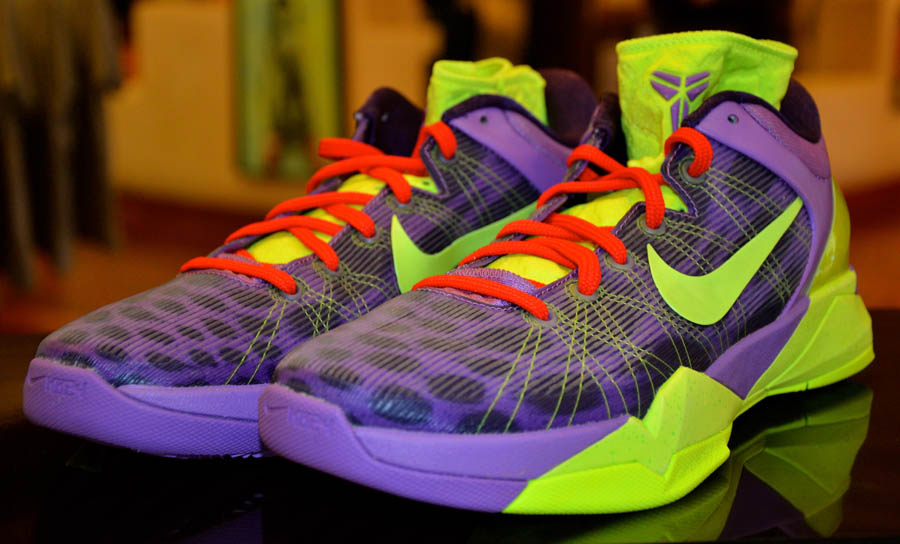 watch 24a5c 3ba7c ... promo code for nike kobe vii christmas cheetah 2bf2a e3da6