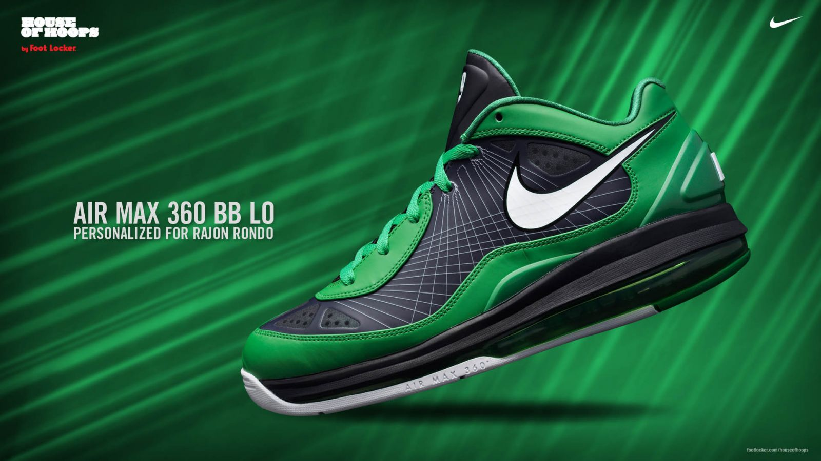 Nike Air Max 360 BB Low - Rajon Rondo Player Edition