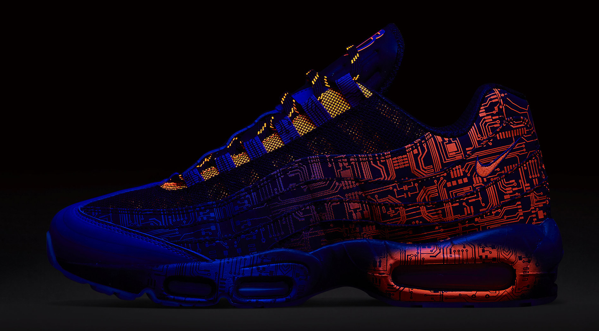 You Have to See the Details on the Doernbecher Nike Air Max
