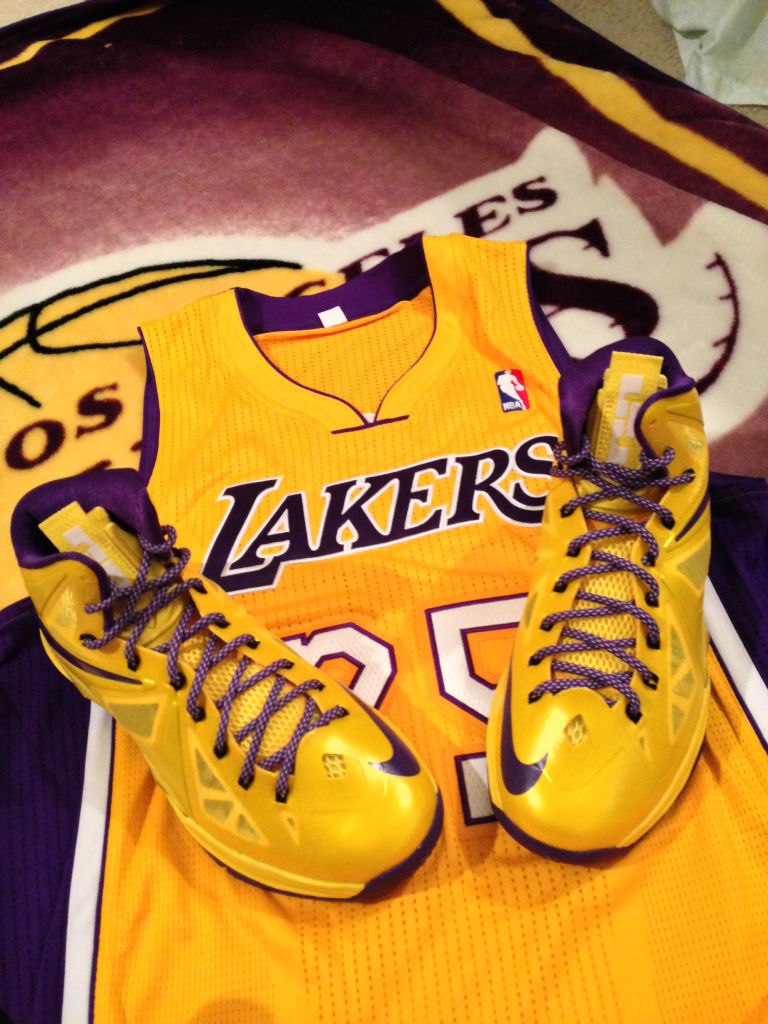 897d270bf Nike LeBron X iD Lakers by Trbo823 (6)