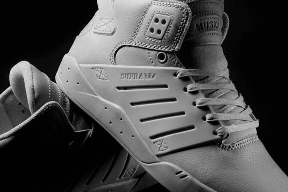 SUPRA Action Pack Skytop III Shoes Grey (1)