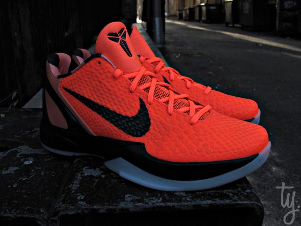 new product fe8fe 5d72b First Look Nike Zoom Kobe VI -