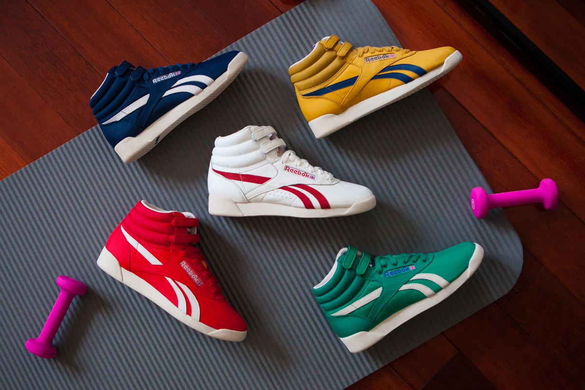 vast selection cheapest sale factory outlets Reebok Classic Freestyle Vintage Pack | Sole Collector