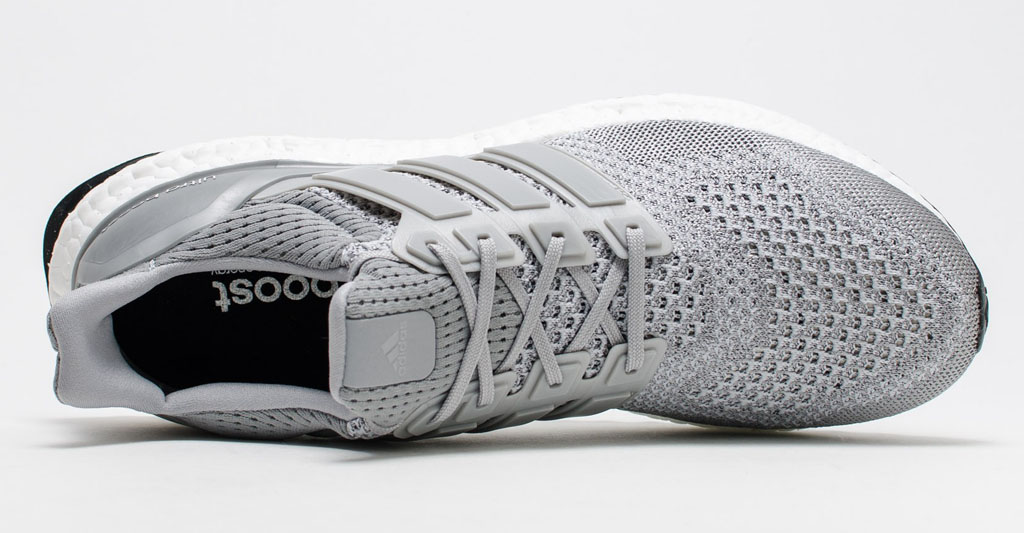 adidas ultra boost metallic silver ltd