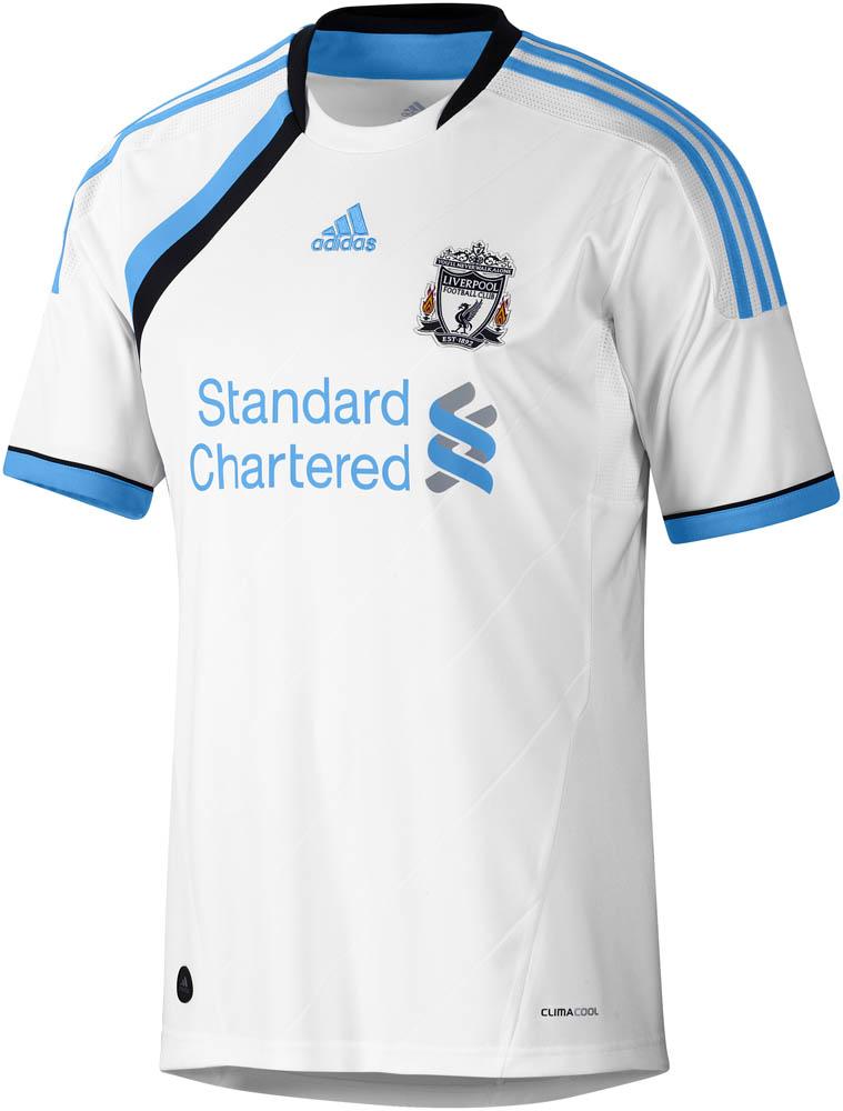 pretty nice 78273 89652 adidas Reveals New Liverpool Football Club Third Kit for ...
