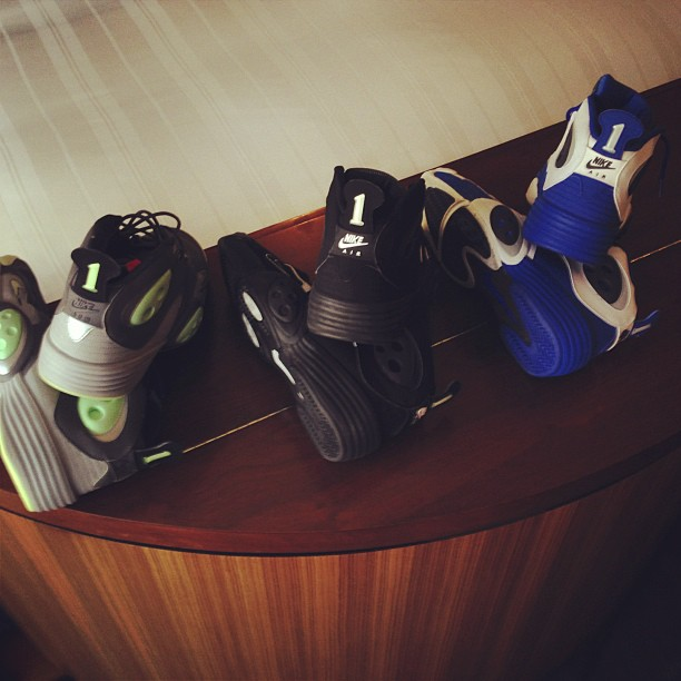 Penny Hardaway's Nike Air Flight One Collection (1)