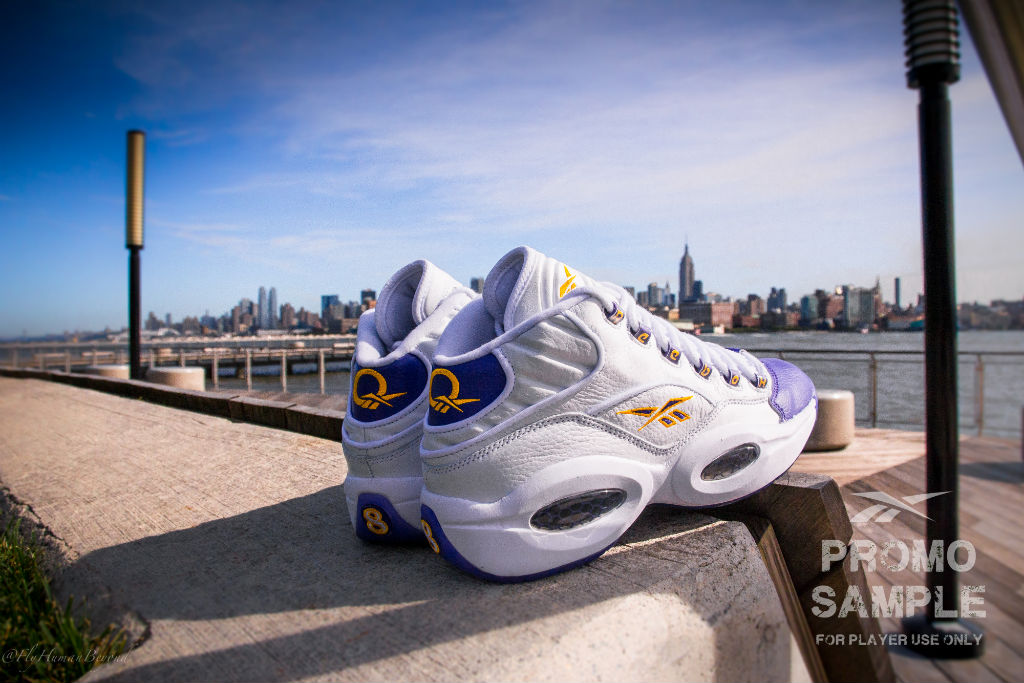 e4890501008892 Packer Shoes x Reebok Question LeBron   Kobe  For Player Use Only ...