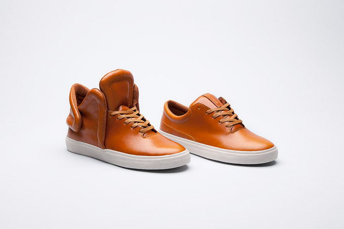 Supra Falcon & Donavyn Royal Collection Caramel