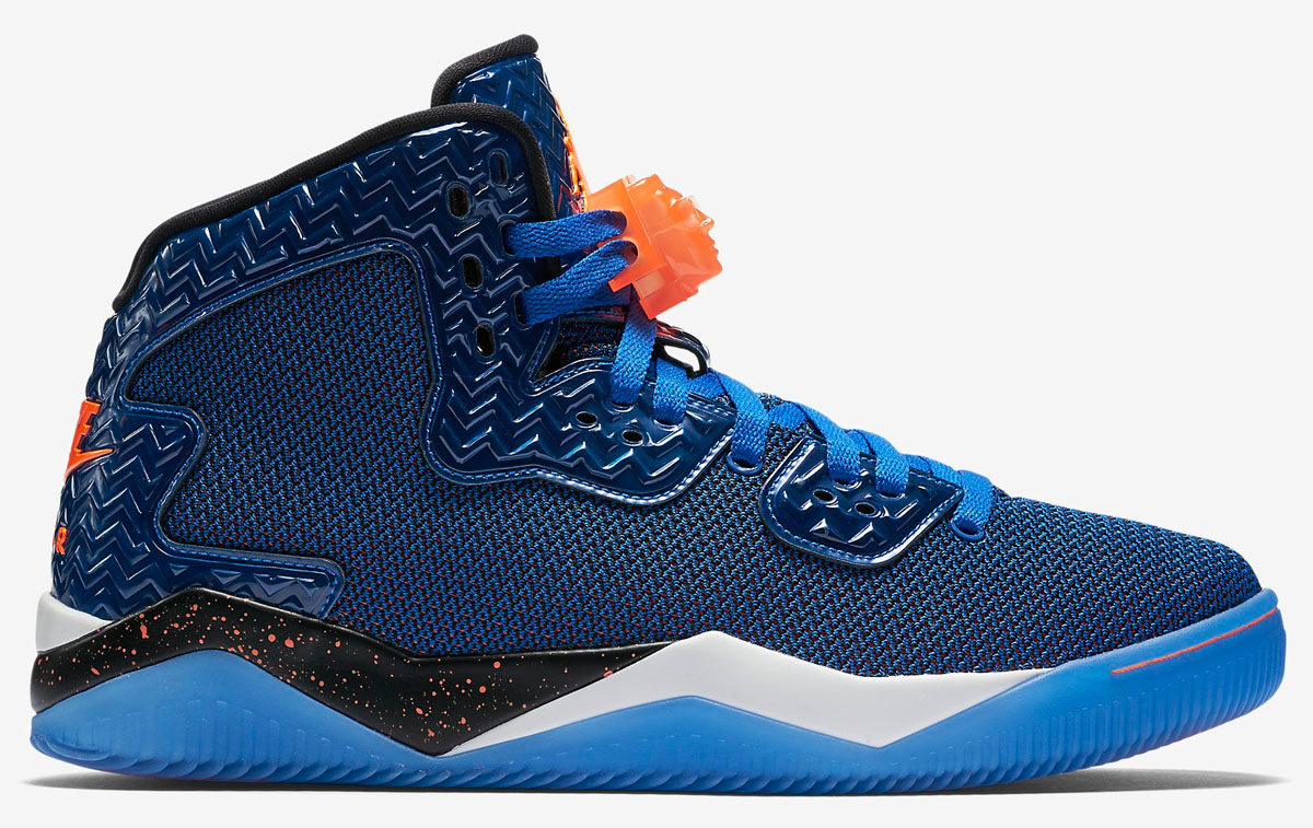 Air Jordan Spike 40 Game Royal Release Date 807541-405
