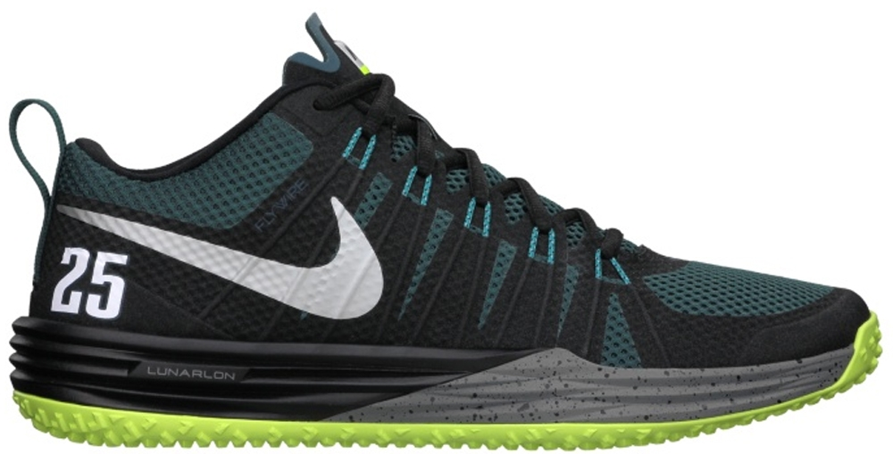 Nike Lunar TR1 Black/Sport Teal-White-Volt