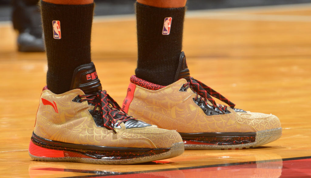 Dwyane Wade Wears 'Year of the Horse' Li-Ning Way of Wade 2 (1)