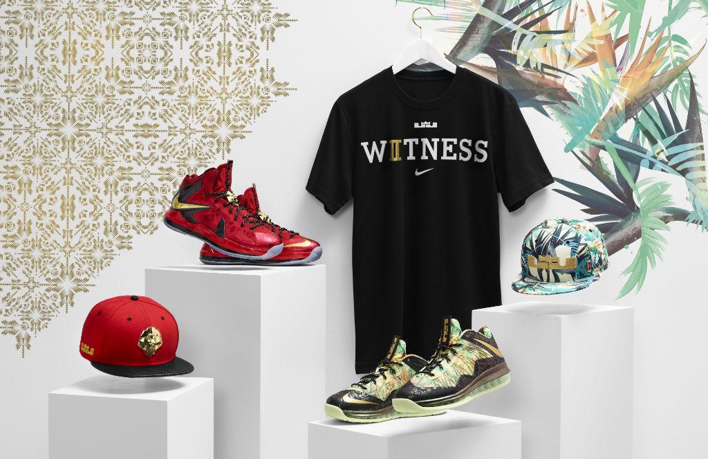 Nike LeBron X Championship Pack | Sole