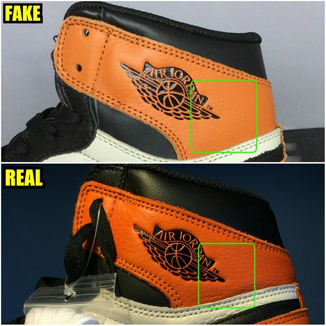 reputable site 833e2 d4226 Air Jordan 1 Shattered Backboard Legit Check Real Fake (1)