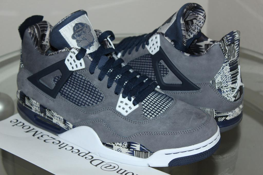9eb9fadab4ac 33 Air Jordan 4 Player Exclusives That Never Released