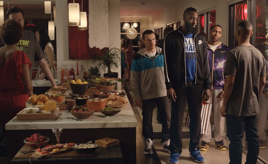 "Foot Locker - ""Mirror"" featuring James Harden & Kris Humphries"