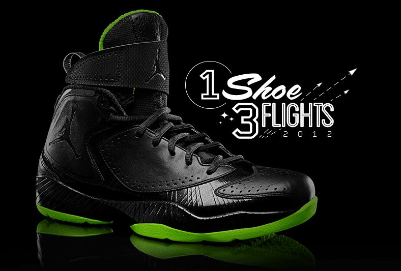 Jordan Brand XX8 Days of Flight // Air Jordan 2012 (1)