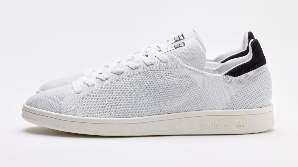 Adidas Stan Smith Primeknit Black White