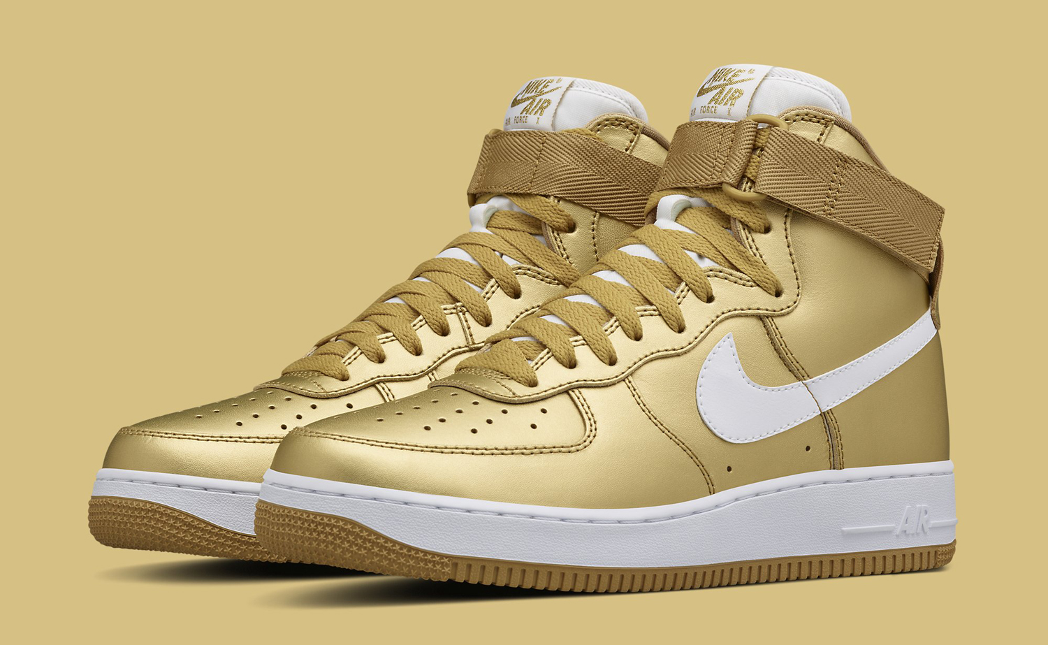 air force gold