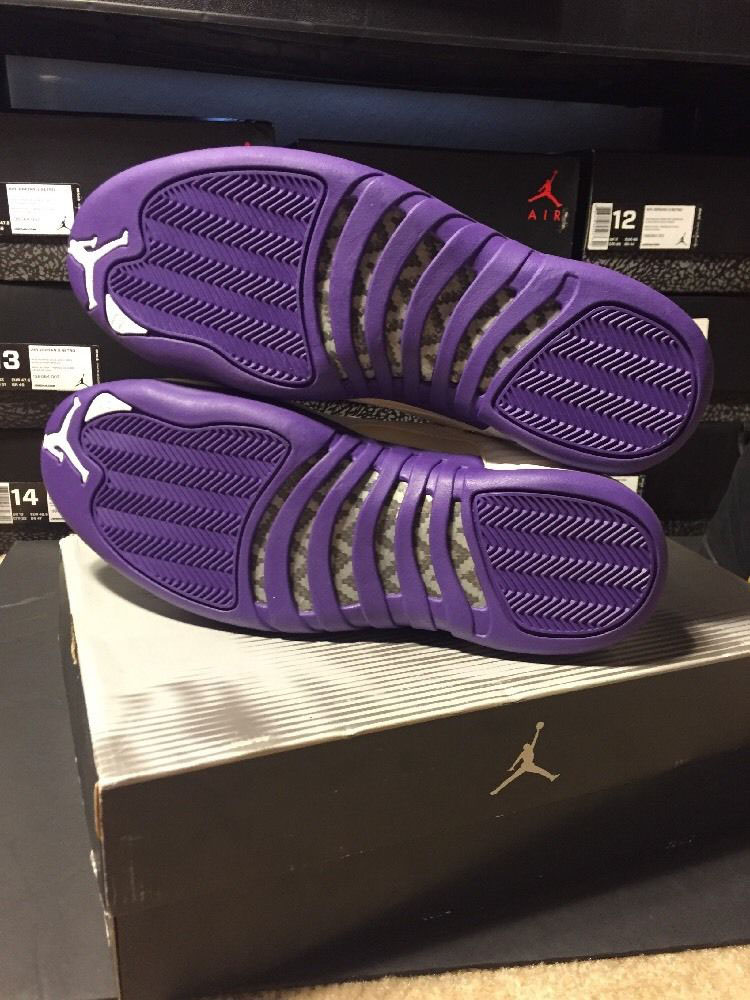 quality design a656e ab3d1 Mike Bibby's Air Jordan 12 Low PE Is Available Now | Sole ...