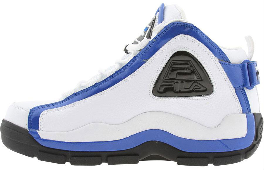 FILA 96 Grant Hill White Blue Black 1VB90031-162 (5)