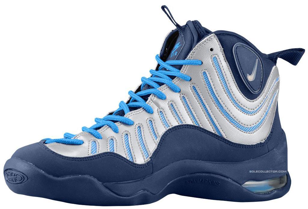 7427326ee8760 Nike Air Bakin Navy Blue-Silver 316383-400 Release Date (2)
