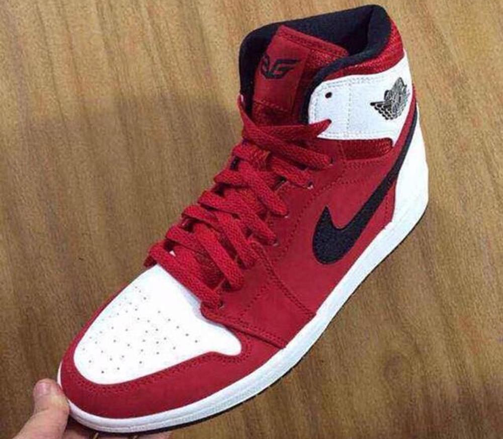 Air Jordan 1 Retro High Gym Red/Black-White