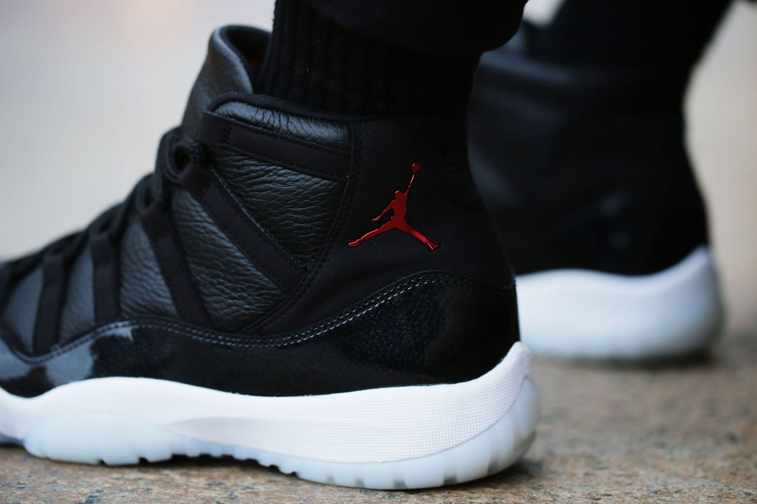See How the Holiday 2015 Air Jordan Retros Look On Feet