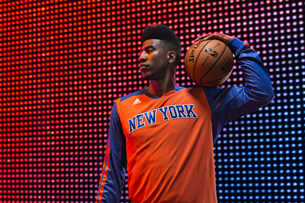 adidas 2013-2014 NBA On-Court Collection // Iman Shumpert (2)