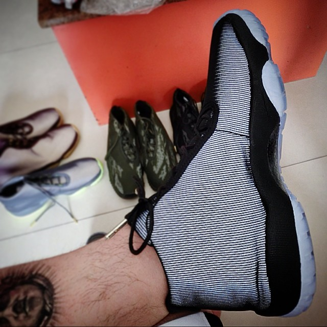 Air Jordan Future Black (1)