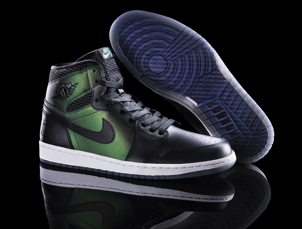 The Nike SB x Jordan 1 By Craig Stecyk