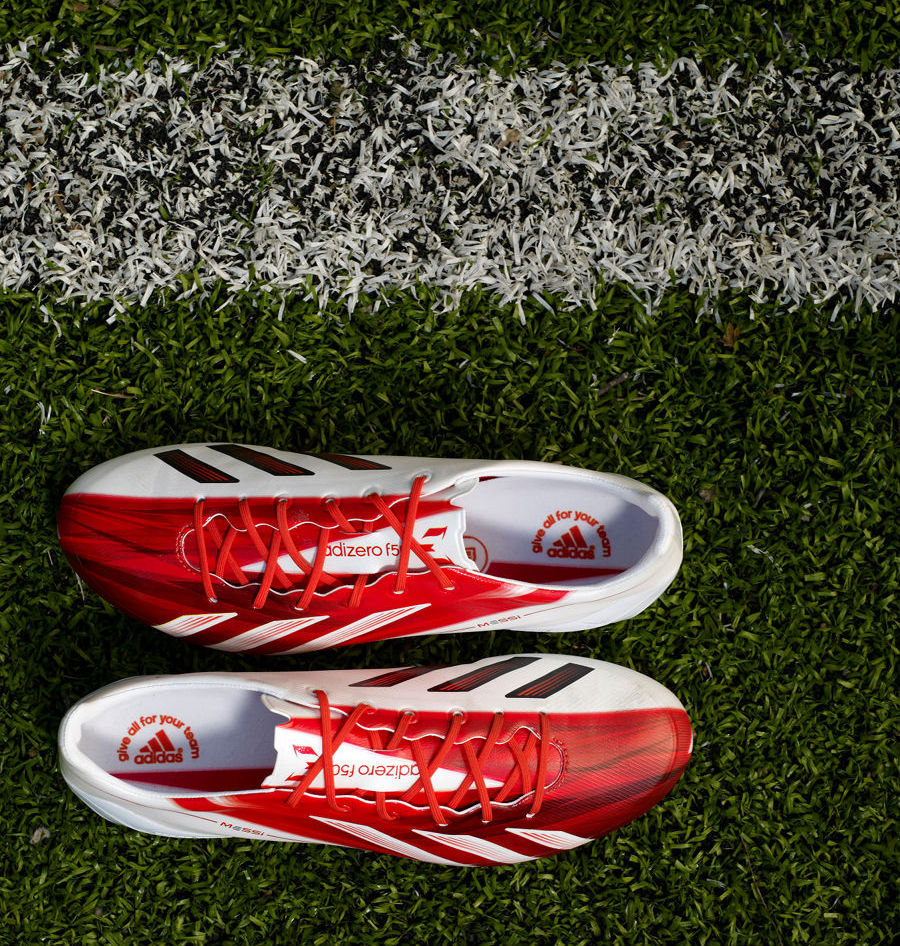 Signature adizero F50 Cleat Highlights New Lionel Messi adidas Collection (7)