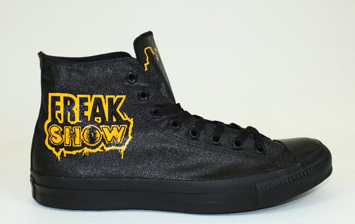 Brush Footwear for 96.1 Kiss FM Freak Show in Pittsburgh