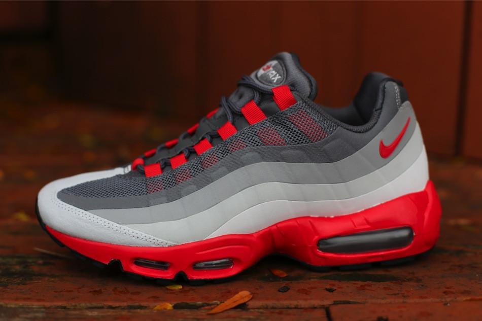 Customize Nike Mens Air Max 95 No Sew Running Shoes