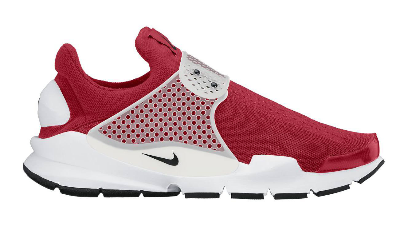 6effc2504a1 There s Another Red Nike Sock Dart Coming