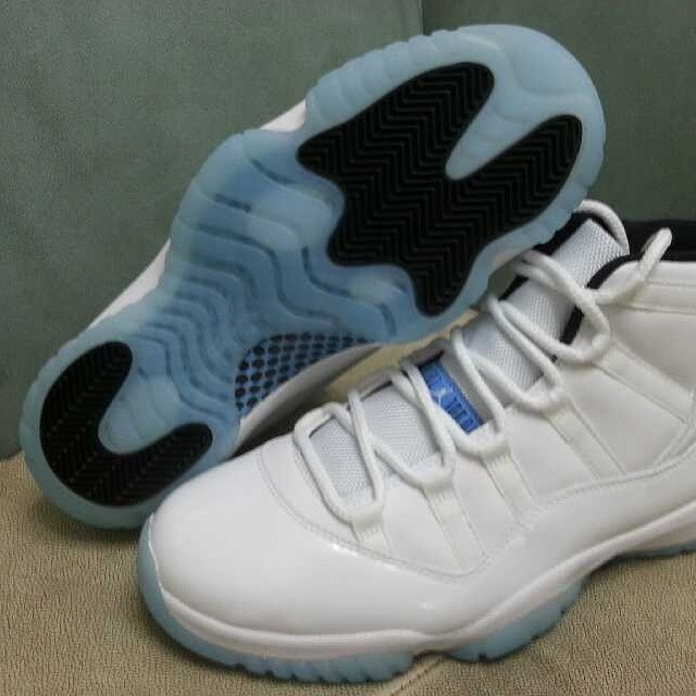 8b0678df236b93 Air Jordan XI 11 Columbia Legend Blue 378037-117 (6)