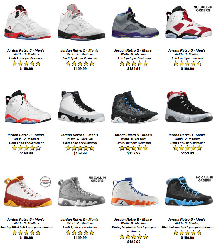 Massive Eastbay Air Jordan Restock Tomorrow (4) 583453d88