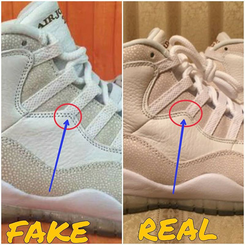 This Video Shows You How To Tell If Your \u0026#39;OVO\u0026#39; Air Jordan 10s Are ...