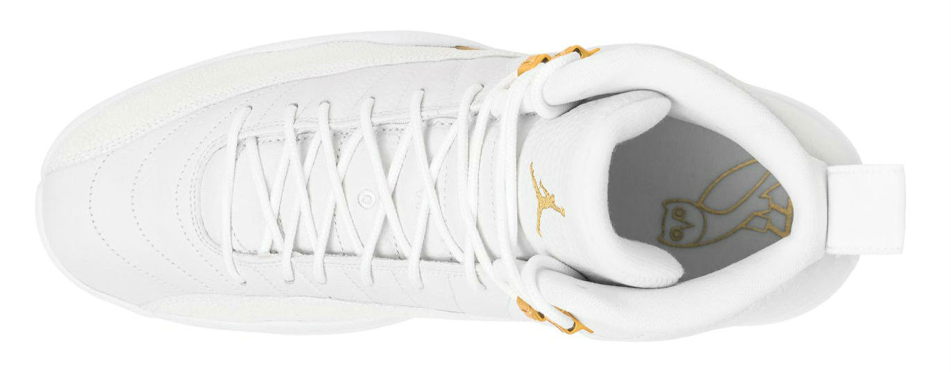 Air Jordan 12 OVO Release Date Top 873864-102