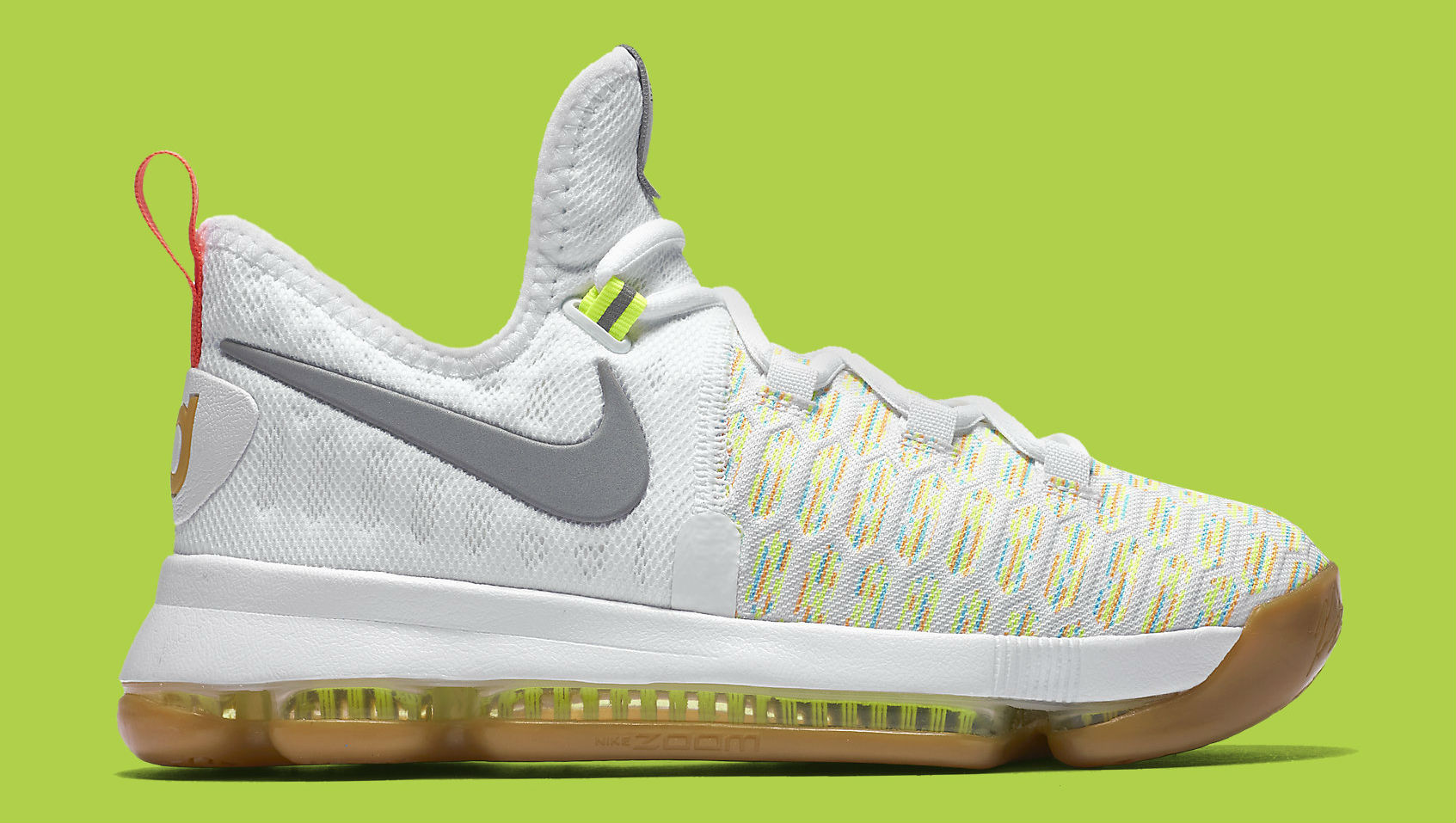 new concept 18396 05f5a Multicolor Nike KD 9 Lateral 843392-900