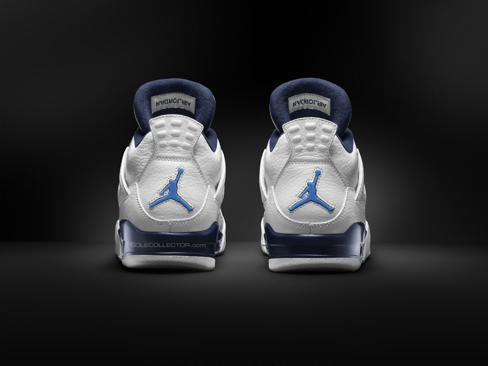 Air Jordan IV 4 Columbia 2015 Retro (3)