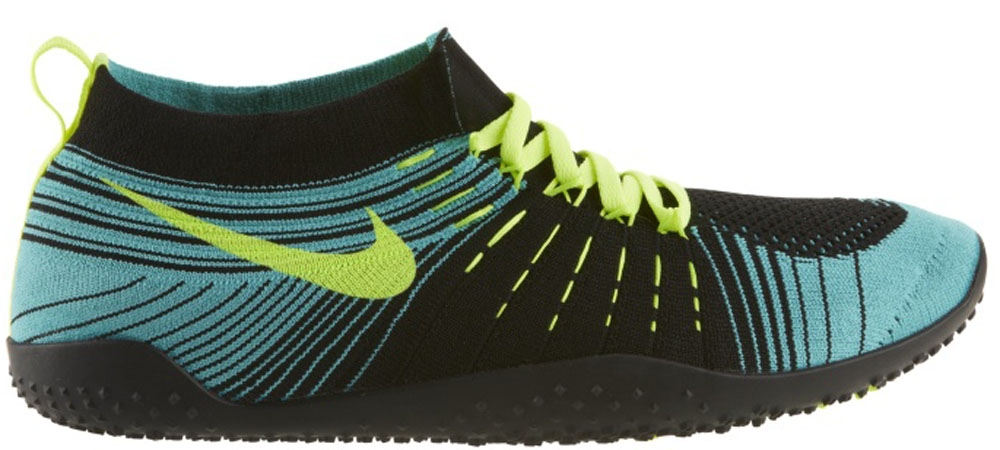 Nike Free Hyperfeel Trainer Black/White-Sport Turquoise-Volt