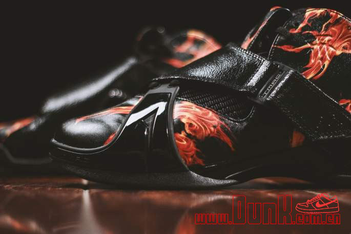 c12dcc73423cce adidas TMAC 5 He s On Fire Flame (3)
