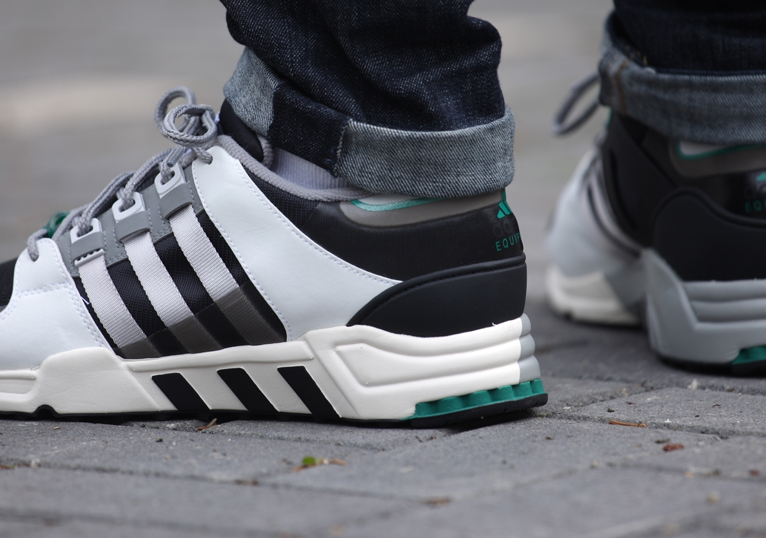 adidas Adds A New Boost Sole To The EQT Support 93/17
